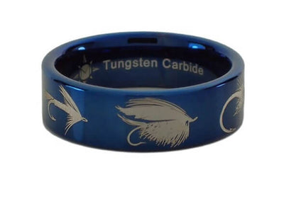 Tungsten Fly Fishing Ring