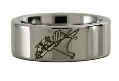 Lineman Tungsten Carbide Ring