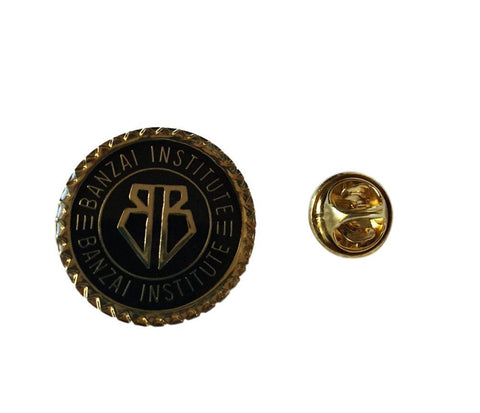 Buckaroo Banzai Institute Enamel Finish Metal Pin