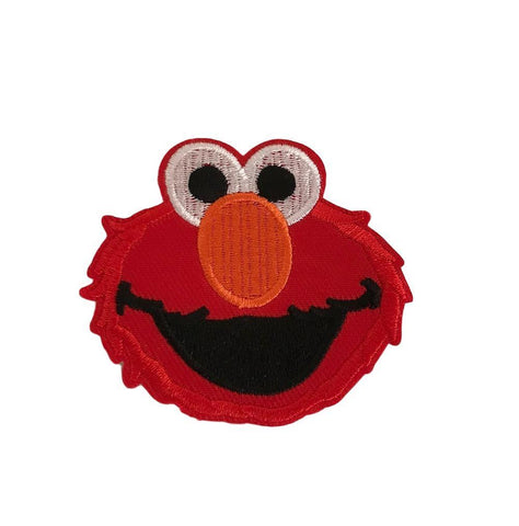 Elmo Cartoon Embroidered Iron On Patch