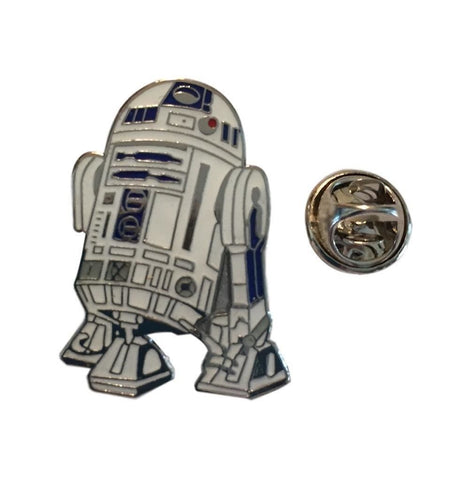 Star Wars R2-D2 Droid Metal Cosplay Lapel Pin