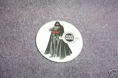Star Wars The First 10 Years Darth Vader Classic Button Pin