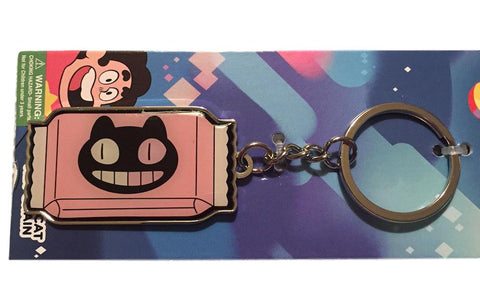 Cartoon Network Steven Universe Cookie Enamel Metal Keychain Key Ring