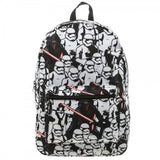 Star Wars 7 Trooper Kylo Ren AOP Full Size Back Pack Book Bag
