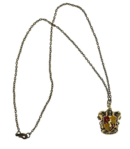 Harry Potter Gryffindor Themed Pendant Necklace