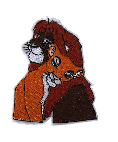 The Lion King Cosplay Cartoon Patch
