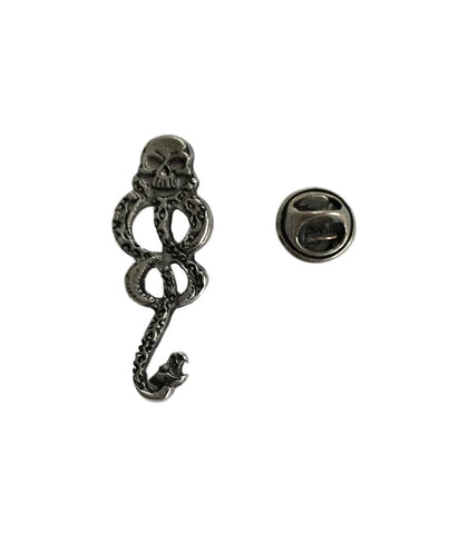 Harry Potter Death Eater Metal Lapel Cosplay Pin