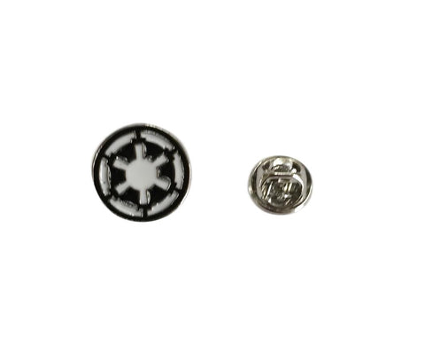 Star Wars Galactic Empire Imperial Enamel Filled Metal Lapel Cosplay Pin