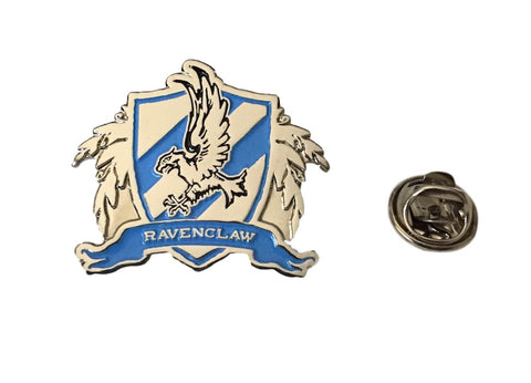 Harry Potter Ravenclaw House Crest Logo Enamel Metal Lapel Pin