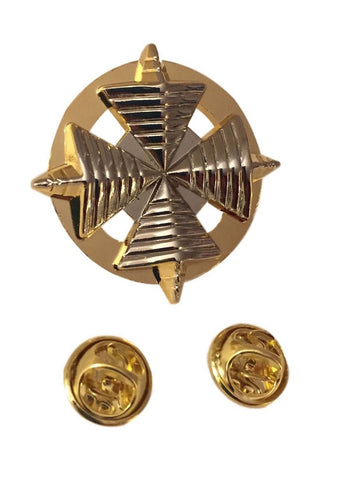Star Trek Fleet Admiral Movie Uniform Insignia Rank Metal Pin