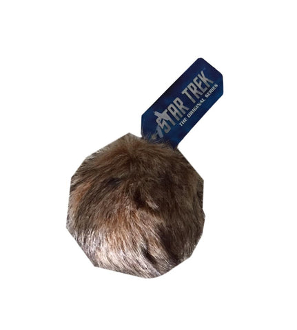 Star Trek CBS Studios Official Catnip Tribble Cat Toy