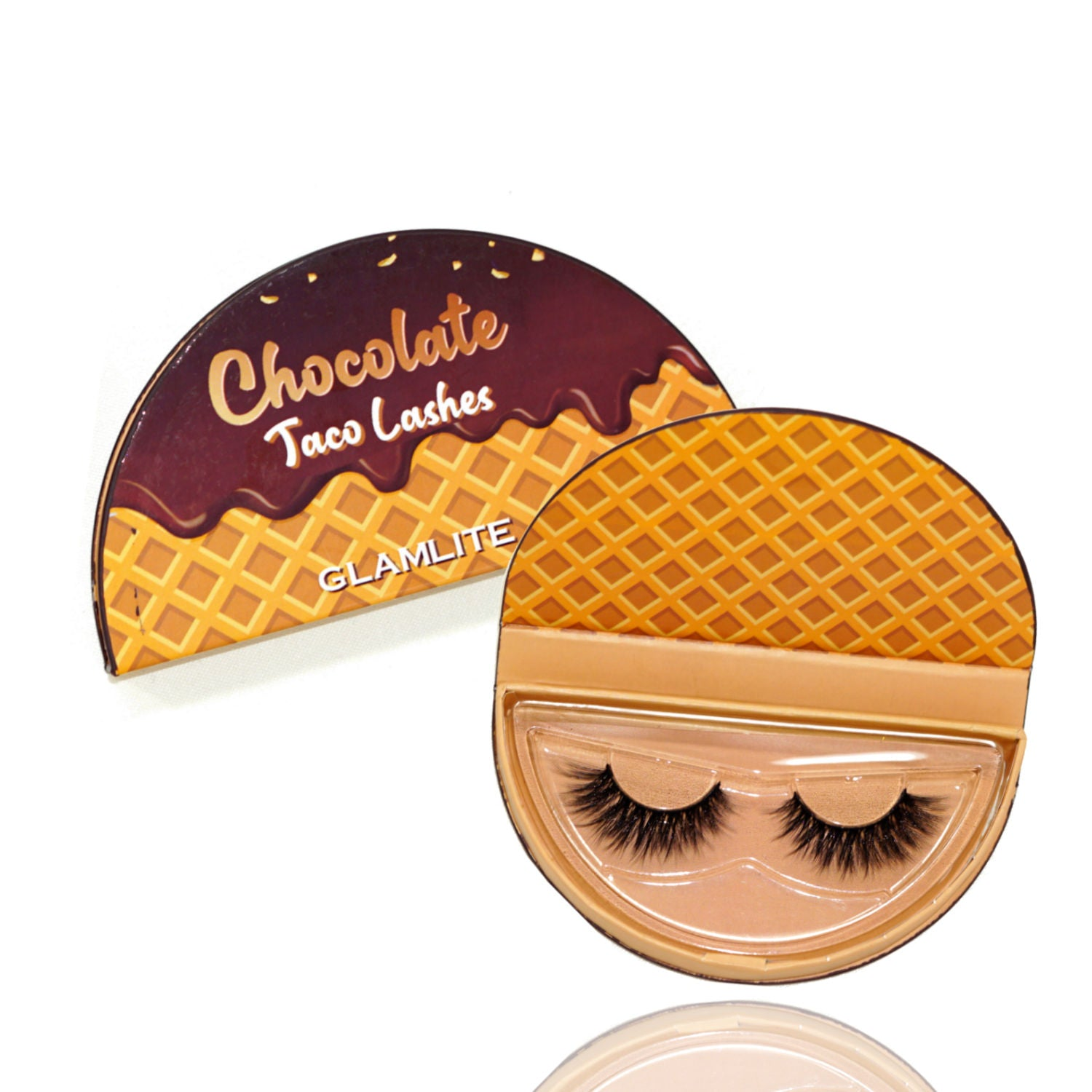 Chocolate Taco Lashes