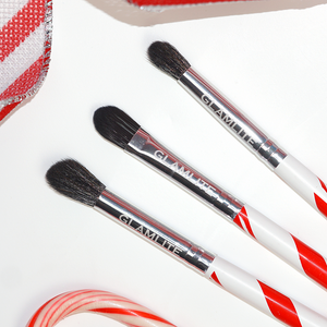 Candy Cane Brush Trio