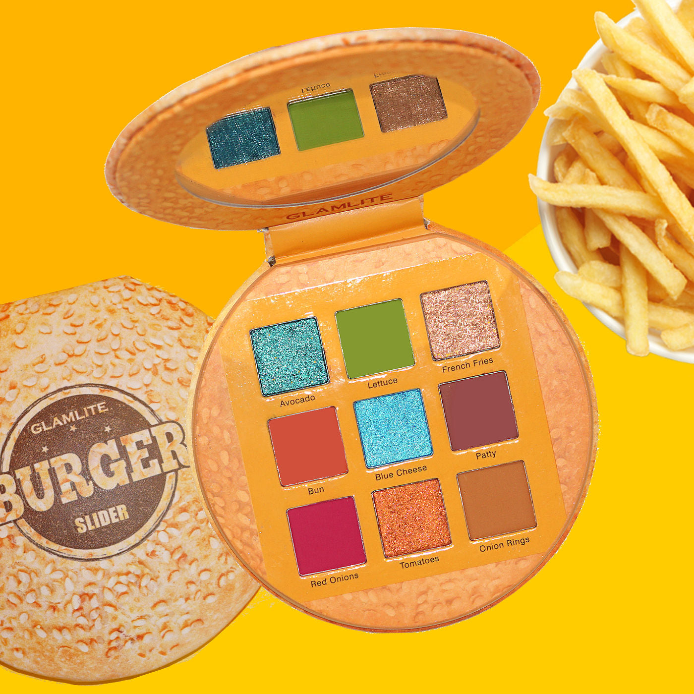 Burger Slider Palette