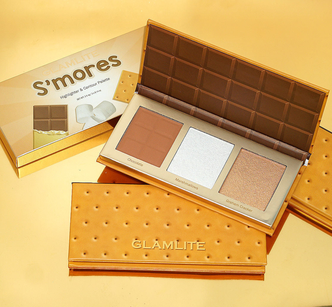 S'mores Highlight & Contour Palette