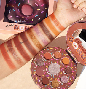 Chocolate Donut Palette