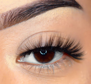 Chocolate Candy Bar Lash