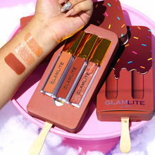 Chocolate Popsicle Lip Set
