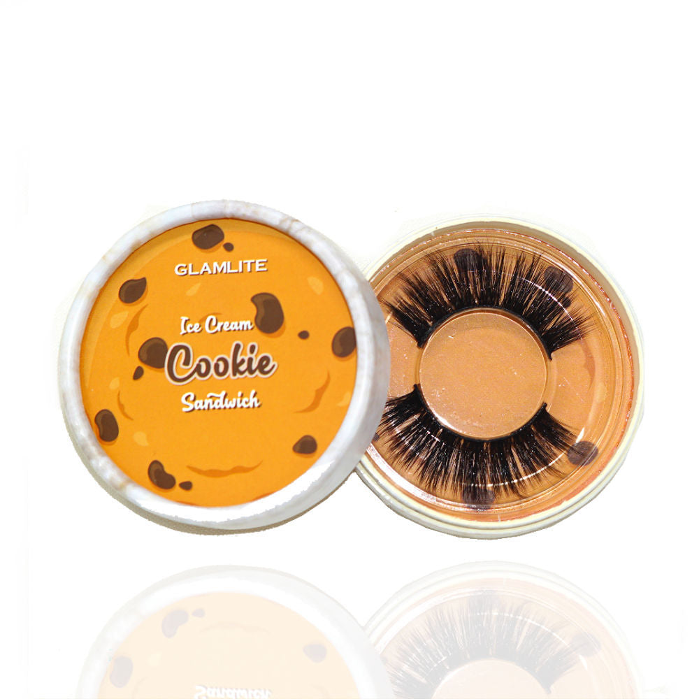 Ice Cream Cookie Lashes
