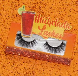 Michelada Lashes - Picante