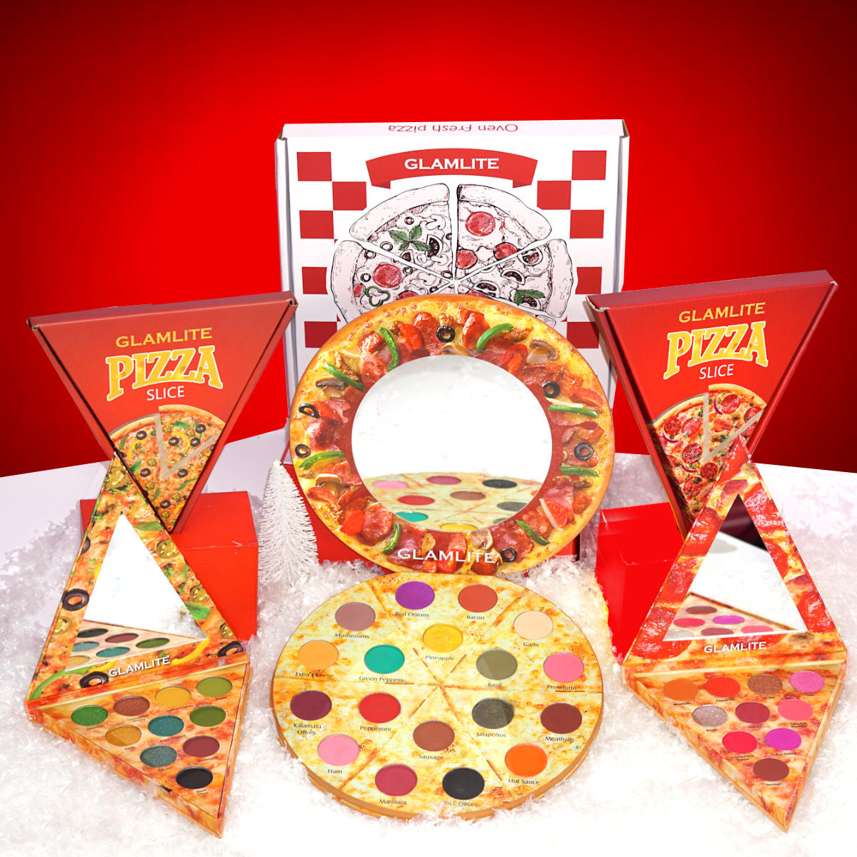 Pizza Lovers Holiday Bundle