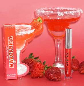 Margarita Lips - Strawberry