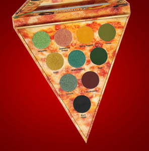 Pizza Slice Palette - Veggie Lover's