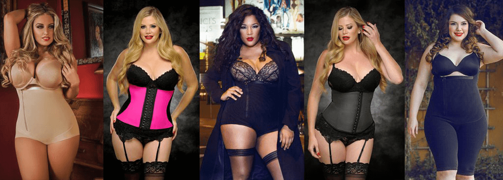 Shapewear Compression, Waist Trainers, Compression Leggings & Bras Small to 5XL
