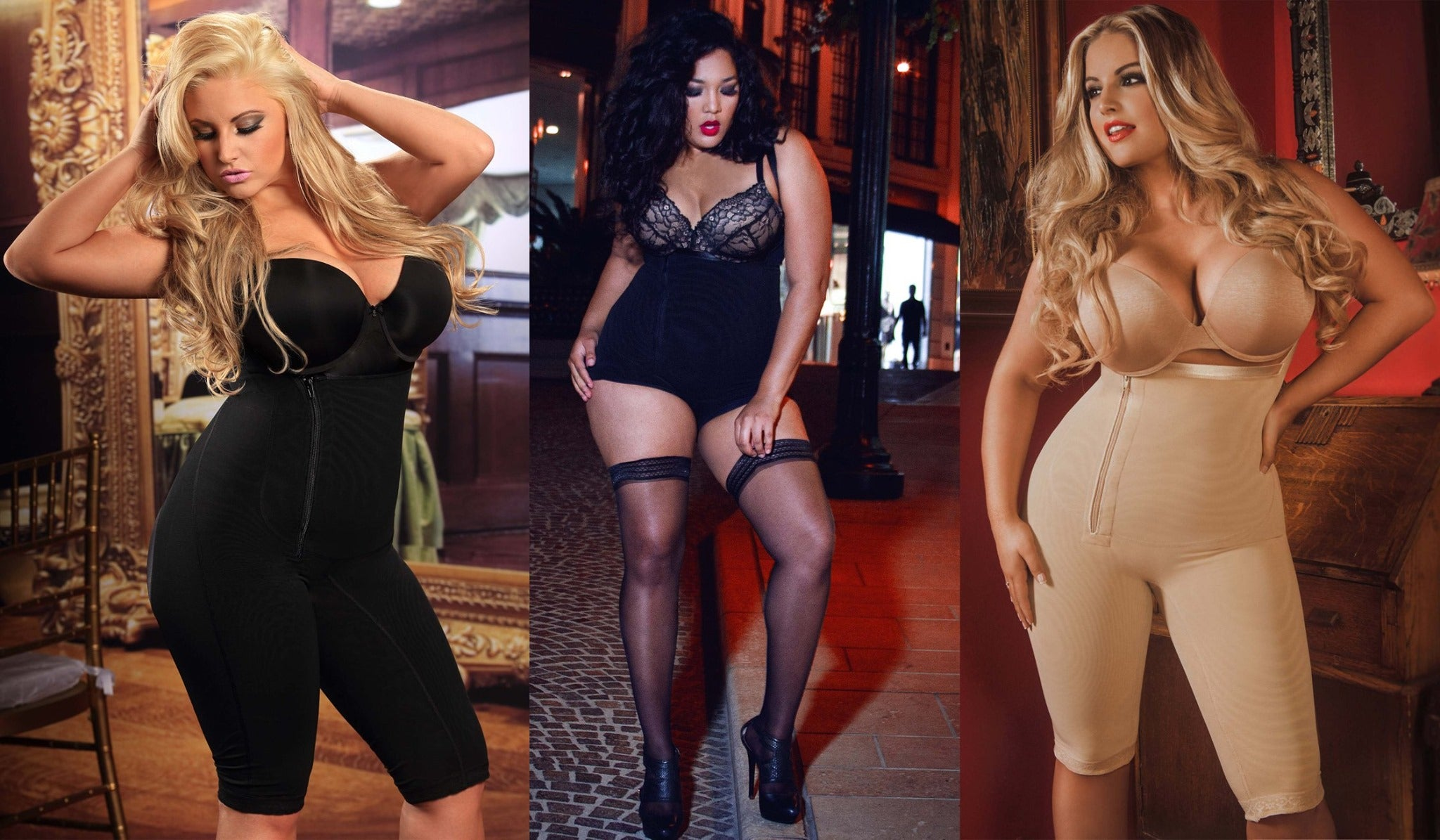 Diva's Curves Presents: Full Body Shapewear Compression for Plus Size Women