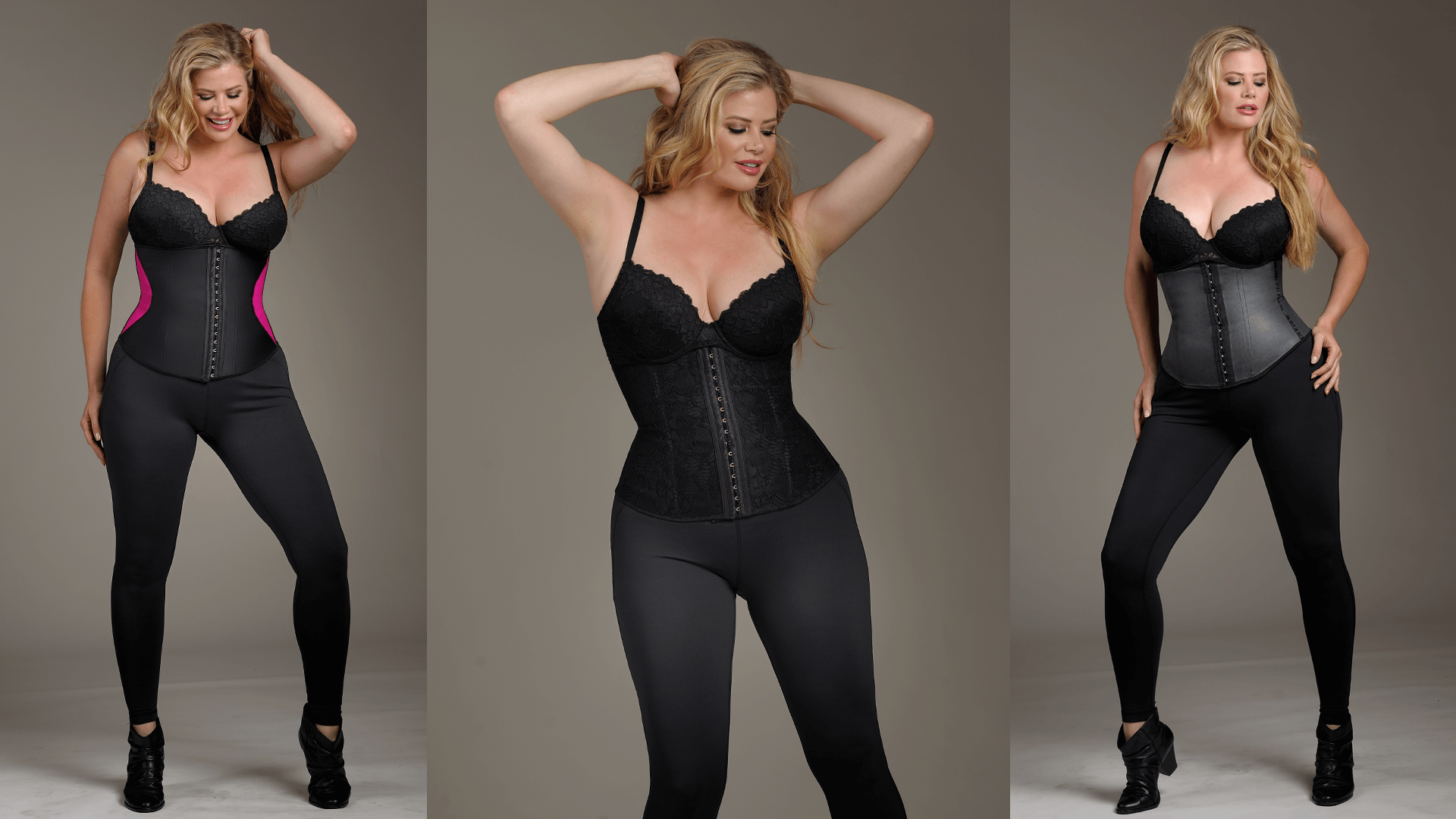 Shapewear Compression, Waist Trainers, Compression Leggings