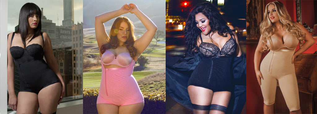 89a87aaab Diva s Curves garments are designed to serve as shapewear foundation  undergarment