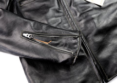 Aero Board Racer, size 38, Blackened Brown Vicenza Horsehide
