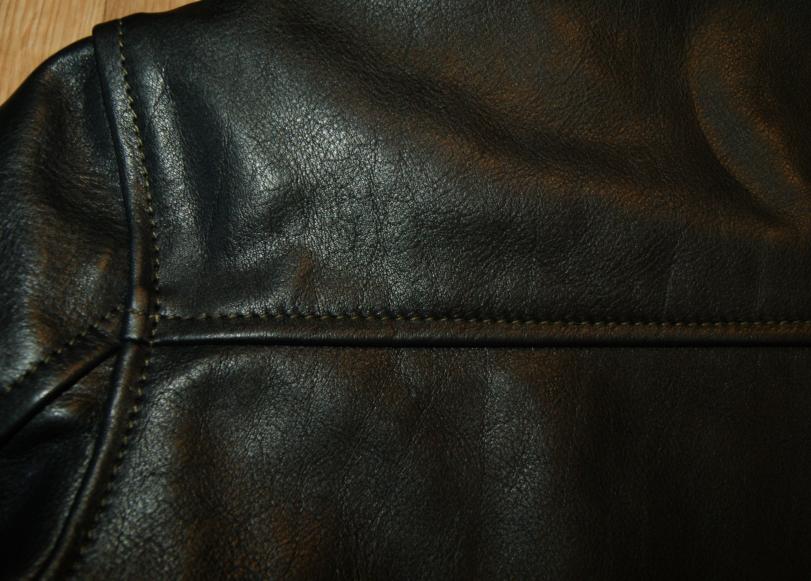 Aero Board Racer, size 38, Black Vicenza Horsehide