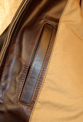 Aero Board Racer, size 42, Brown Chromexcel Horsehide