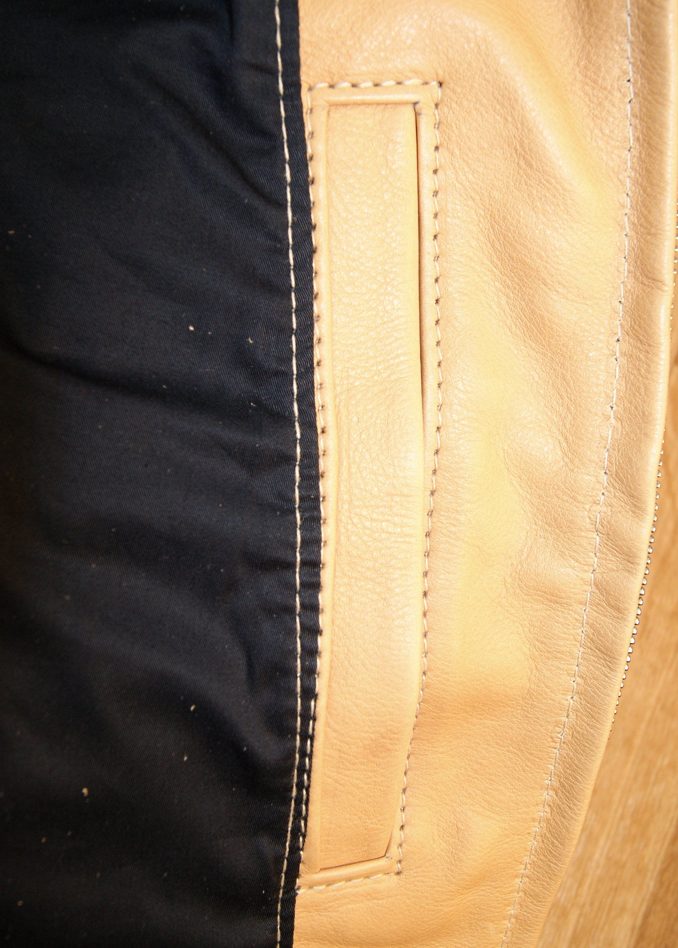Aero Board Racer, size 40, Natural Vicenza Horsehide
