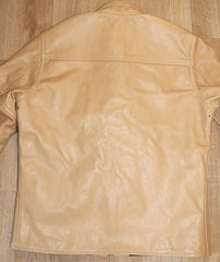 Aero Board Racer, size 42, Natural Vicenza Horsehide