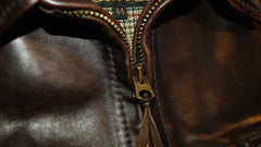 Used Aero Highwayman sz 44 Brown Chromexcel Horsehide