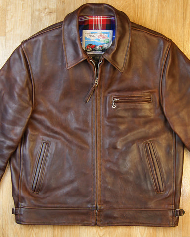 Gently Used Aero Highwayman, sz 38 (fits like size 42), Brown CXL FQHH