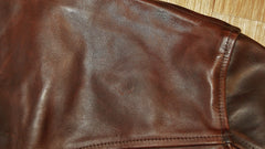 Used Aero Highwayman, sz 40, Brown Chromexcel Steerhide