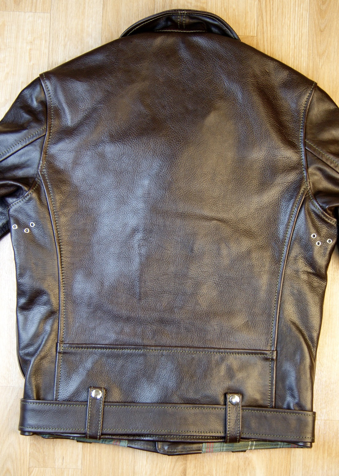 Aero D-Pocket Ridley, size 38, Dark Seal Vicenza Horsehide