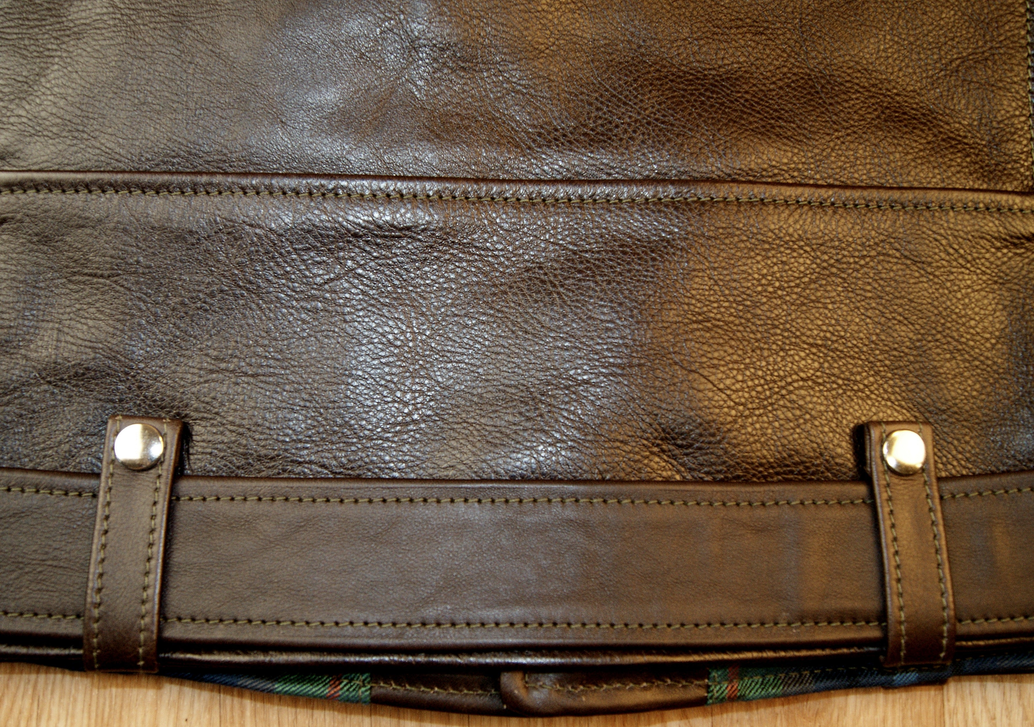Aero D-Pocket Ridley, size 42, Dark Seal Vicenza Horsehide