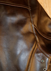 Aero Sheene, size 40, Brown CXL Horsehide