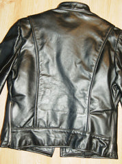 Vintage Brooks Cafe Racer Jacket, size 38