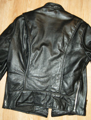 Vintage Brooks Cafe Racer Jacket, size 36