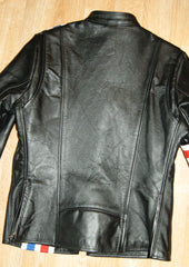 "Pacific Cycle ""Easy Rider"" Women's Cafe Racer Jacket, size Large"