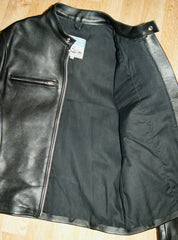 Pacific Cycle Two-Pocket, size 42, Black Cowhide
