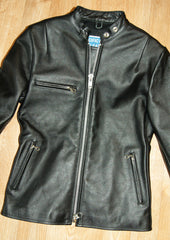 Pacific Cycle Women's Cafe Racer Jacket, size Medium