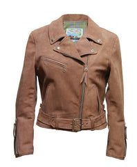 Aero Ladies Motorcycle Jacket