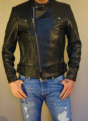 Vanson Chopper Jacket, size 40