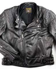Vanson Chopper Jacket, size 44, Black Comp. Weight